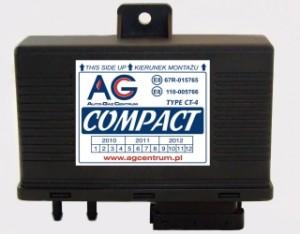 Установить ГБО Compact