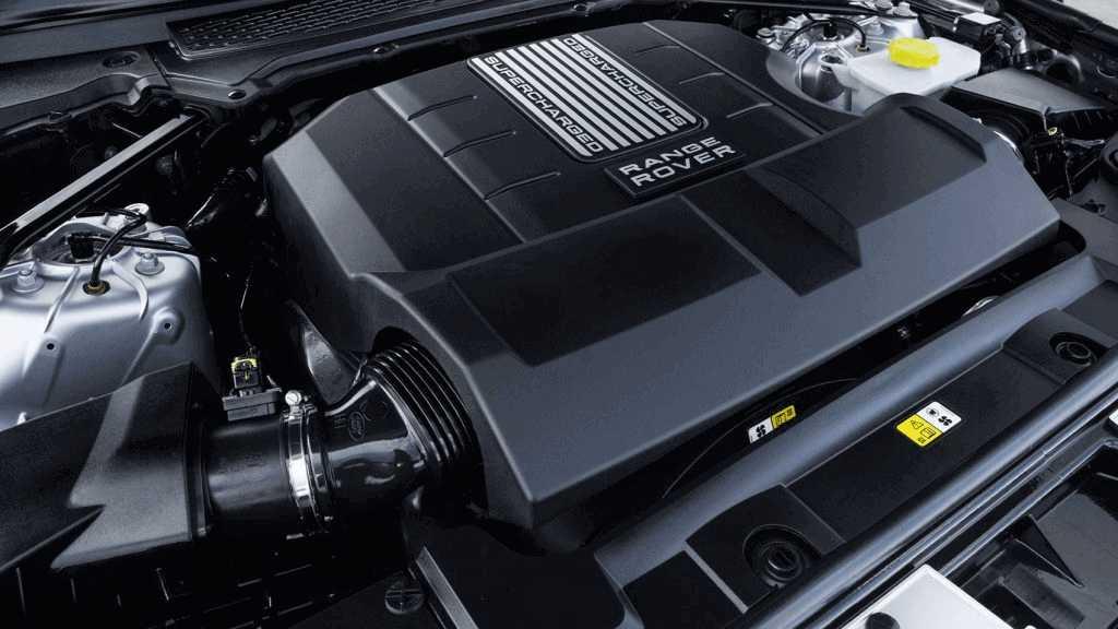 Можно ли установить ГБО на Range Rover Supercharged
