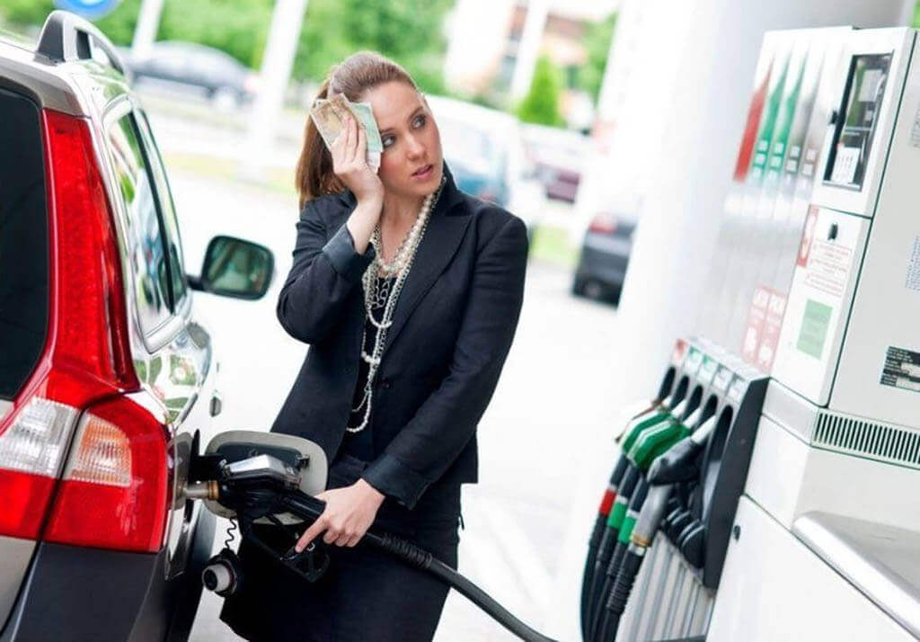 Повышение цен на бензин и дизель в Украине