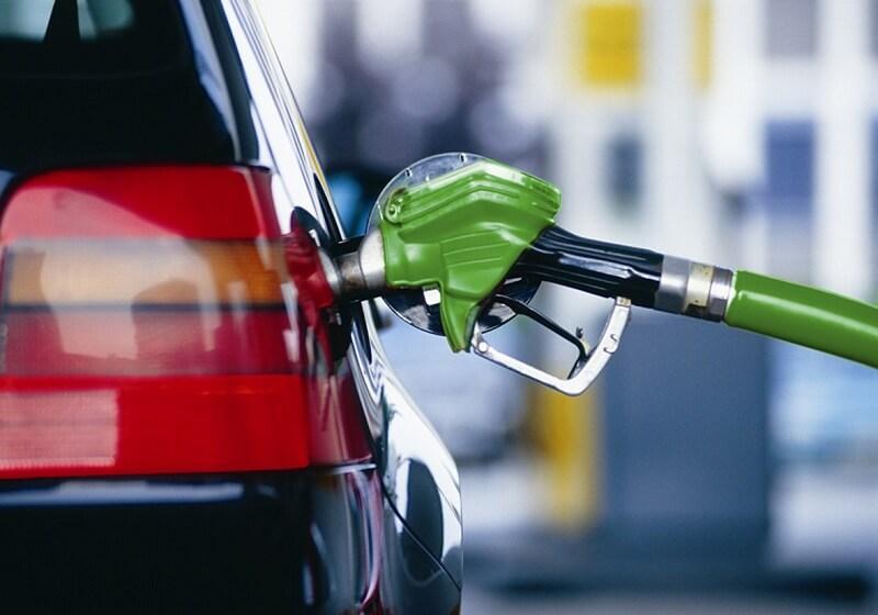 Перша заправка автомобіля газом